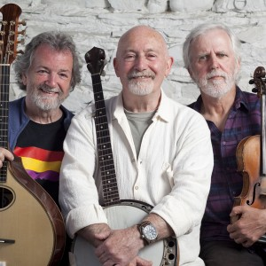 Sweeney's Men Temple Bar TradFest 2015