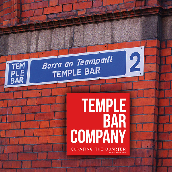 The Temple Bar Company TradFest Temple Bar 2015