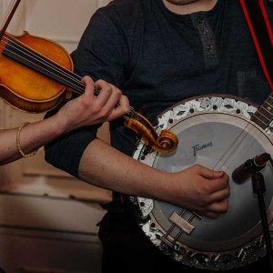 Banjo Workshop Temple Bar TradFest 2015