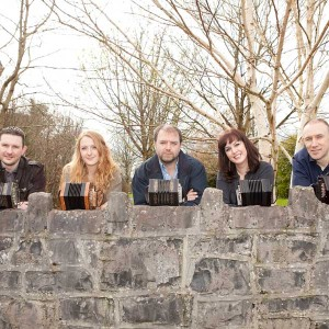 Irish Concertina Ensemble Temple Bar TradFest 2015