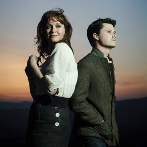 Kathryn Roberts & Sean Lakeman Temple Bar TradFest 2015