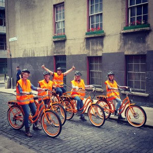 Lazy Bike Dublin Cycling City Tours